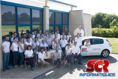 Photo de l'équipe Scr Informatiques